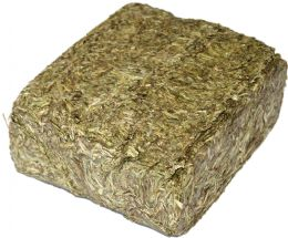 MeadowBrix - Compressed Grass Brick for Horses